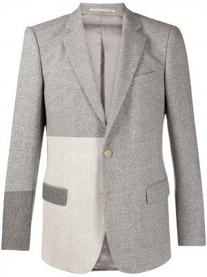 Пиджак Sharp Walter Van Beirendonck Pre-Owned. Цвет: серый