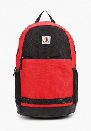 Рюкзак Element ACTION BPK. Цвет: красный