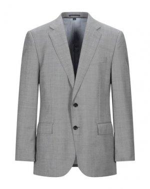 Пиджак J.CREW. Цвет: серый