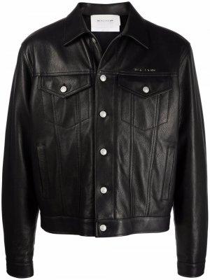 Куртка на пуговицах 1017 ALYX 9SM. Цвет: черный