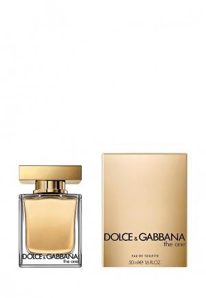 Туалетная вода Dolce&Gabbana The One, 50 мл