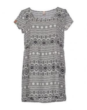 Короткое платье IRIEDAILY. Цвет: белый