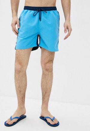 Шорты для плавания Atlantic Sport. Цвет: голубой