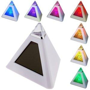 Часы-будильник пирамида (антистресс) Luazon Home