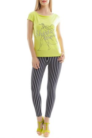 T-shirt SHIRTS WE LOVE. Цвет: lime