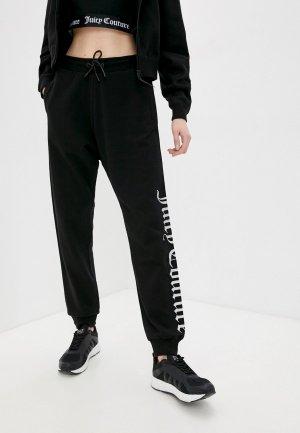 Брюки спортивные Juicy Couture. Цвет: черный