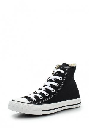 Кеды Converse ALL STAR HI BLACK. Цвет: черный