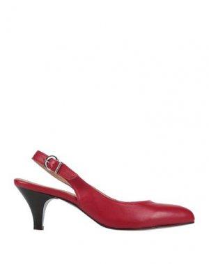 Туфли BAGATT. Цвет: красный
