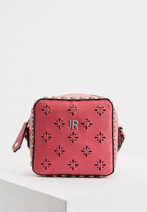 Комплект John Richmond. Цвет: розовый