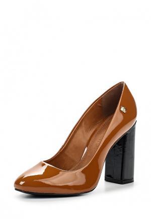 Туфли Loucos & Santos. Цвет: коричневый