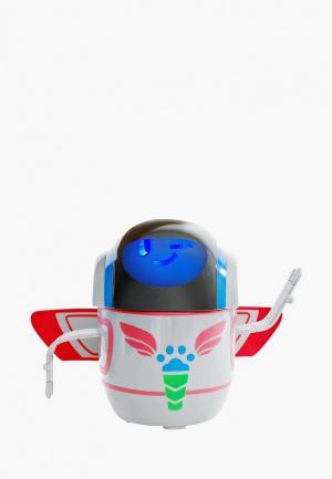 Игрушка интерактивная Росмэн Робот Герои в масках. Цвет: серый