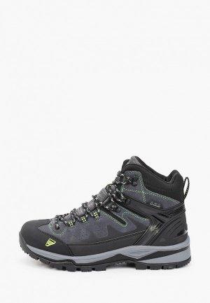 Ботинки трекинговые Icepeak 778202100IV. Цвет: серый