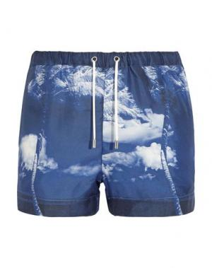 Пляжные брюки и шорты ORLEBAR BROWN. Цвет: темно-фиолетовый