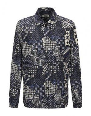 Пиджак ROŸ ROGER'S. Цвет: темно-синий