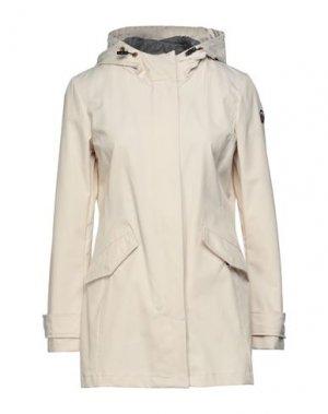 Легкое пальто HISTORIC. Цвет: бежевый