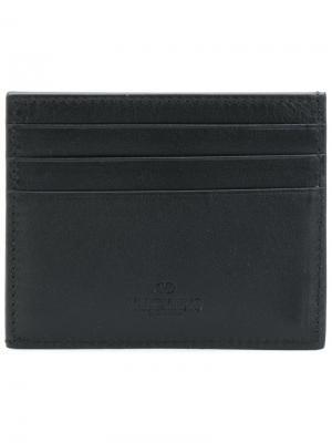 Classic cardholder Valentino. Цвет: чёрный