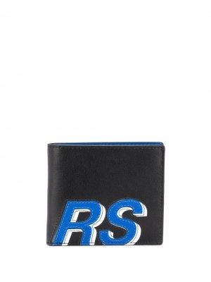 Кошелек с логотипом Michael Kors Collection. Цвет: черный
