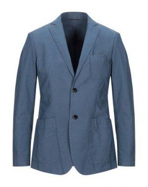 Пиджак AT.P.CO. Цвет: грифельно-синий