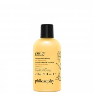 Philosophy Exclusive Purity Facial Cleanser with Turmeric Extract 240ml
