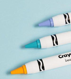 Три косметических карандаша Macaron Crayola
