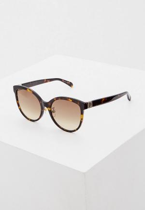 Очки солнцезащитные Givenchy GV 7151/F/S 086. Цвет: коричневый