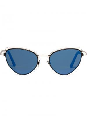 Плоские солнцезащитные очки Monarch 24 L.G.R. Цвет: черный