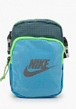 Сумка Nike NK HERITAGE SMIT - 2.0 TRL. Цвет: разноцветный