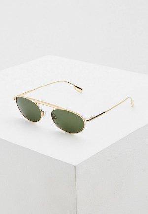 Очки солнцезащитные Burberry BE3116 101771. Цвет: золотой