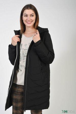 Пальто Bosideng. Цвет: чёрный
