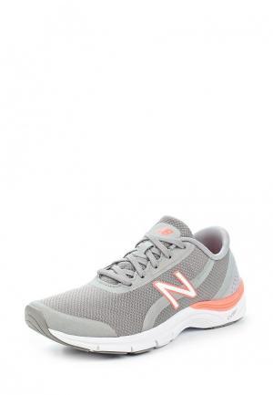 Кроссовки New Balance NE007AWAGGI0. Цвет: серый