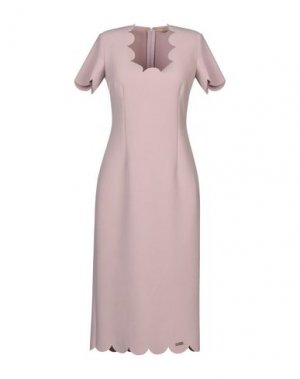 Платье до колена BABYLON. Цвет: розовый
