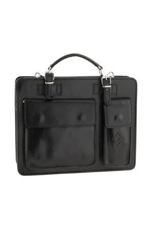Briefcase ORE10. Цвет: black