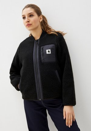 Куртка Carhartt WIP. Цвет: черный