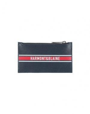 Чехол для документов HARMONT&BLAINE. Цвет: темно-синий
