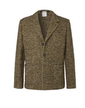 Пиджак MASSIMO ALBA. Цвет: хаки