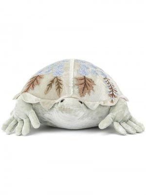Мягкая игрушка Beauty Turtle Anke Drechsel. Цвет: зеленый