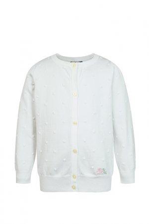 Кардиган Polo Ralph Lauren. Цвет: белый