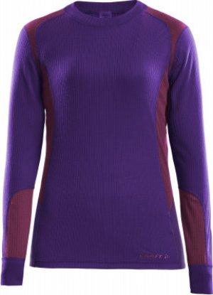 Термобелье верх женское , размер 40-42 Craft. Цвет: фиолетовый