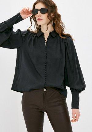 Блуза 2nd Day. Цвет: черный