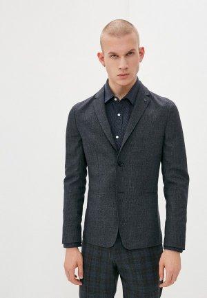 Пиджак Calvin Klein. Цвет: серый