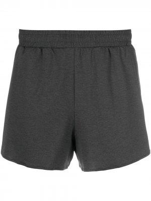 Спортивные шорты Acne Studios. Цвет: серый