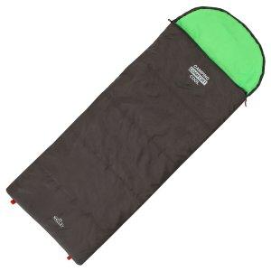 Спальник 3-слойный, l одеяло+подголовник 185 x 70 см, camping comfort cool, таффета/таффета, -10°c Maclay