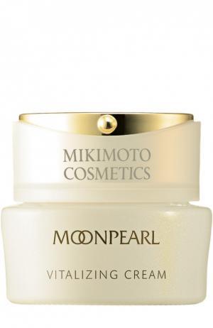 Увлажняющий крем MoonPearl Mikimoto Cosmetics. Цвет: бесцветный