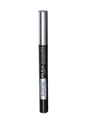 Карандаш для глаз Isadora Flex Tip Eyeliner 80, 1,2 мл. Цвет: черный