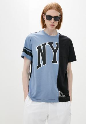 Футболка Champion ROCHESTER1919 Crewneck T-Shirt. Цвет: черный