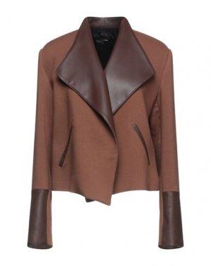Пиджак HANITA. Цвет: коричневый