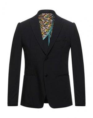 Пиджак BERNA. Цвет: черный