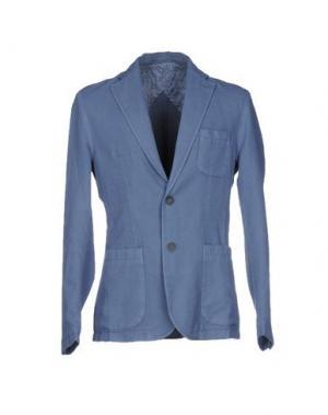 Пиджак ALPHA STUDIO. Цвет: грифельно-синий