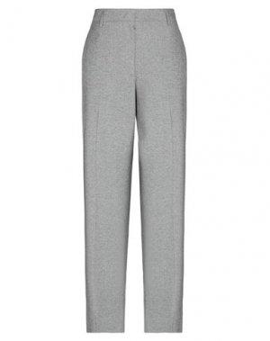 Повседневные брюки IRIS VON ARNIM. Цвет: серый