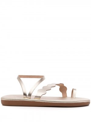 Сандалии Koralia Ancient Greek Sandals. Цвет: нейтральные цвета